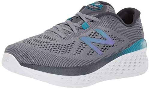 Lima transferir Superficie lunar  Buy new balance Men's Fresh Foam More Grey Running Shoes-9 UK (43 EU)  (MMORDO) at Amazon.in