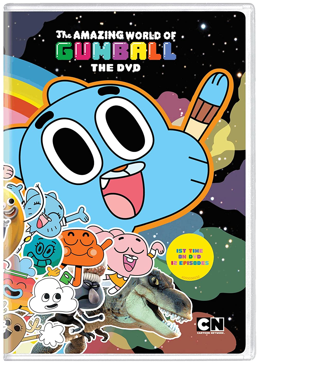 Amazon Com Cartoon Network The Amazing World Of Gumball The Dvd Carsten Bunte Michael Carrington Daniel Lennard Joanna Beresford Ben Bocquelet Mic Graves Logan Grove Teresa Gallagher Dan Russell Kwesi Boakye Kerry Shale