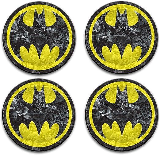 Amazon.com: Silver Buffalo BN120672 Batman Comic - Juego de ...