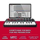 Akai Professional MPK Mini MKII - 25 Key USB MIDI
