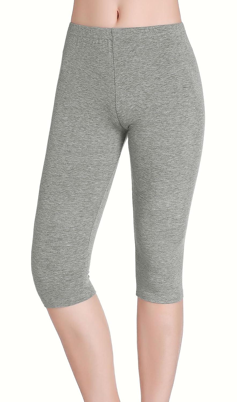 CnlanRow Femme Short sous Jupe Capri Leggings Court Shorts - Ultra Mince  Douce Stretch  Amazon.fr  Vêtements et accessoires c4e62419375