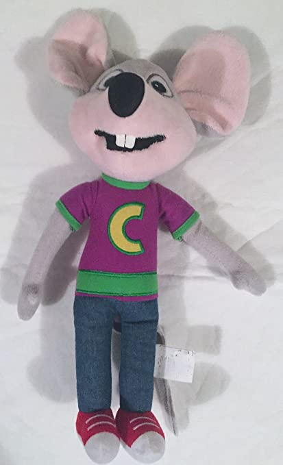 28a51e64 Image Unavailable. Image not available for. Color: Chuck E. Cheese Purple  Shirt ...