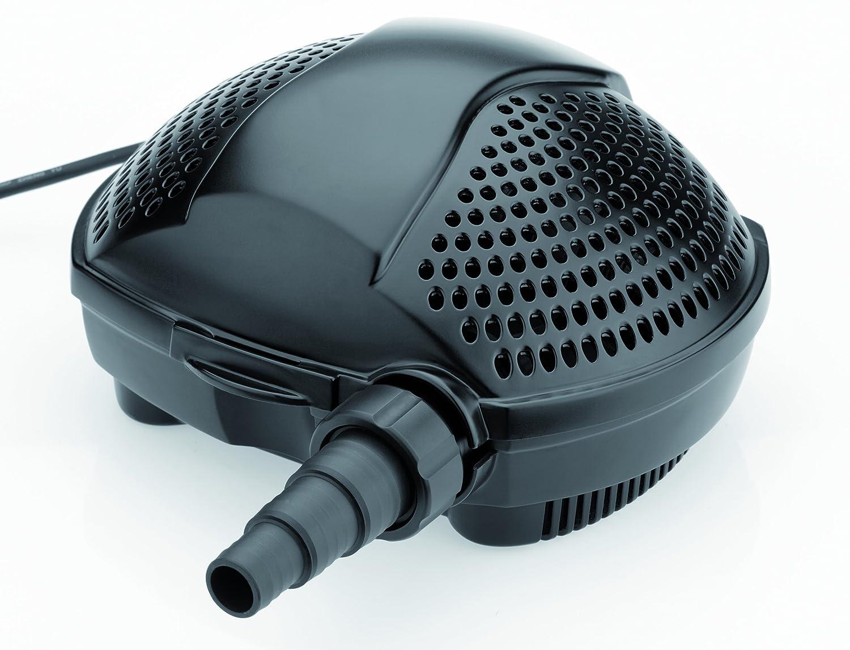 und Bachlaufpumpe PondoMax Eco 8000 Pontec Filter