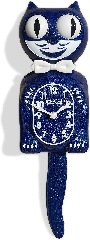 Kit Cat Klock Gentlemen (Galaxy Blue)