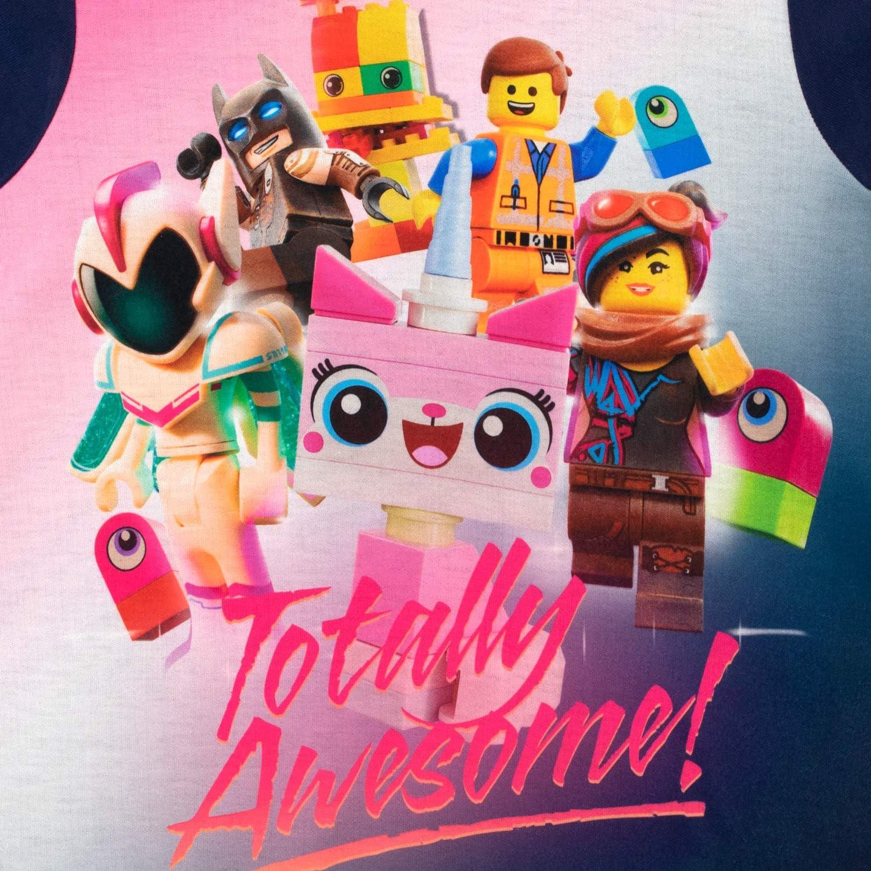 Lego Movie Pigiama a Maniche Lunghe per Ragazze