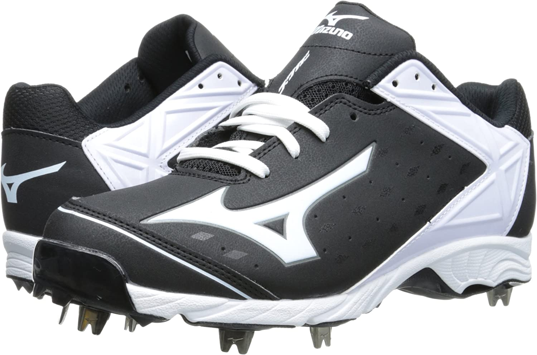 Mizuno USA Mens Mens 9-Spike ADV Swagger Baseball Cleat