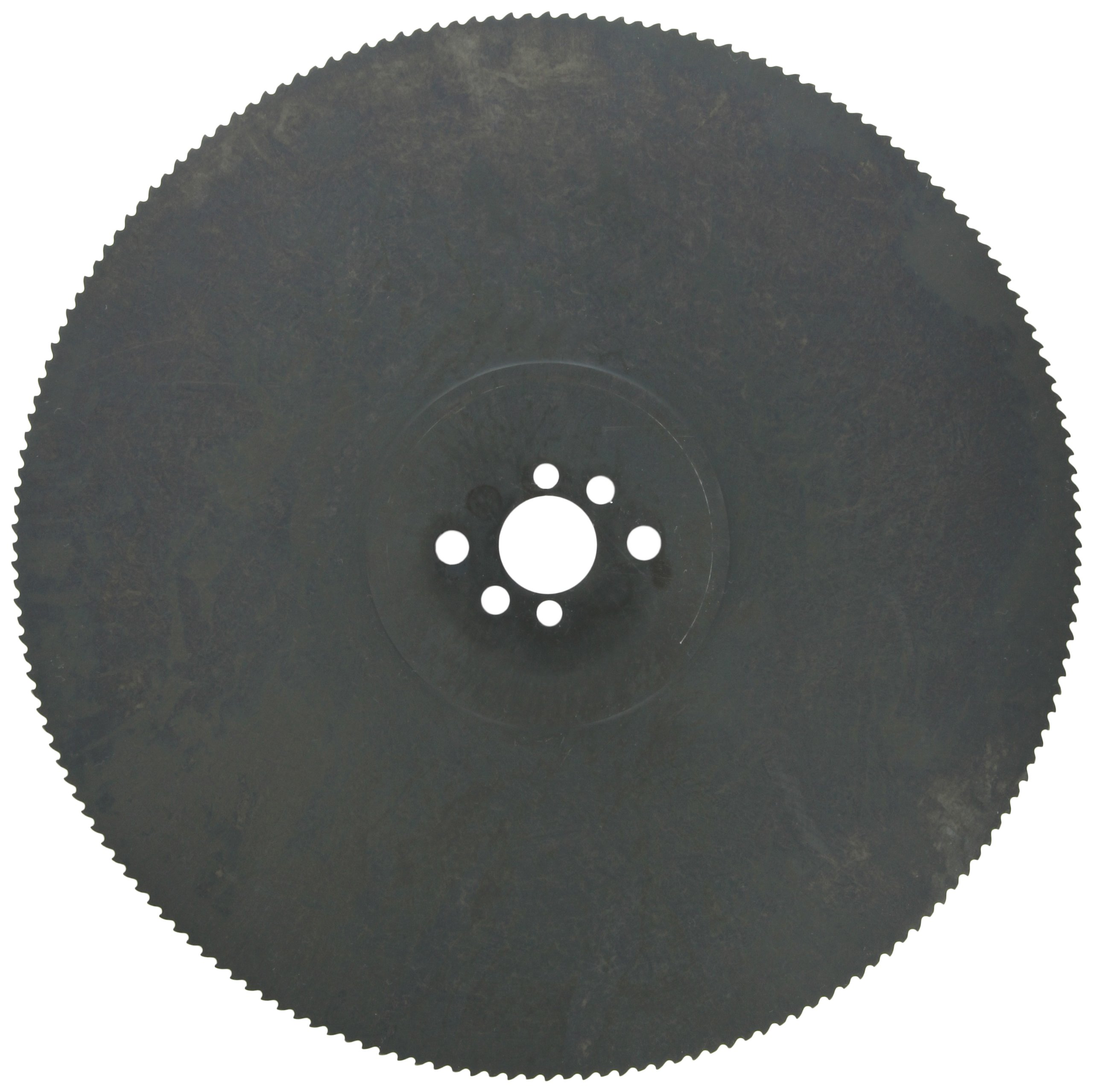 Kalamazoo 1406-32 Oxide Coated M2 High Speed Steel Circular Saw Blade, 2.5mm Thick, 6mm Tooth Pitch, 180 Teeth, 350mm Diameter, 32mm Arbor