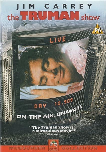 The Truman Show [Reino Unido] [DVD]: Amazon.es: Jim Carrey ...