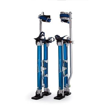RST rtr2440e ascensor Pro zancos de aluminio, plata/azul, 24 - 40-inch: Amazon.es: Bricolaje y herramientas