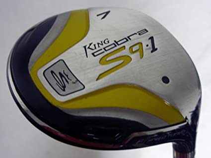 Amazon.com: King Cobra S9-1 F/Speed 7 wood (Tour AD LADIES ...