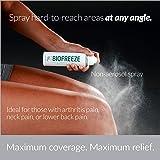 Biofreeze Pain Relief Spray, 4 oz. Aerosol