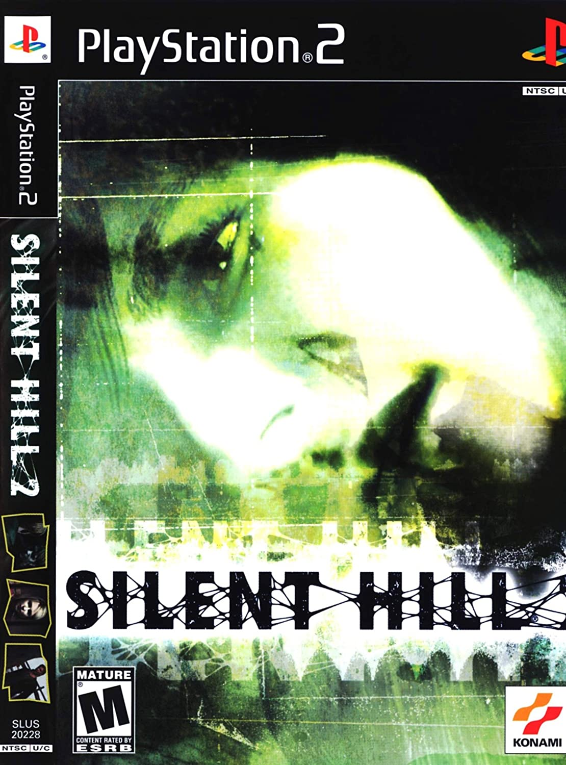 Amazon Com Silent Hill 2 Konami Video Games