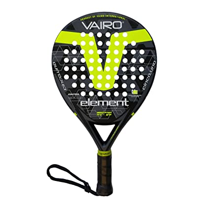 VAIRO Pala de Padel Element 5.1: Amazon.es: Deportes y aire ...
