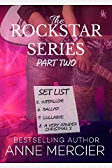 The Rockstar Series Part Two: (Books 5-8)