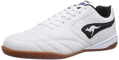 KangaROOS K-Yard 3021 - Zapatillas de material sintético para hombre, color blanco, talla 42: Amazon.es: Zapatos y complementos
