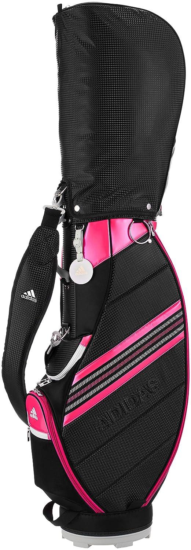 一番人気物 [アディダスゴルフ] キャディバック キャディバック ウィメンズ ブラック ライトキャディバッグ AWU83 B07GL1BBTD ブラック ブラック ブラック, 一の縁:42b872b3 --- ballyshannonshow.com
