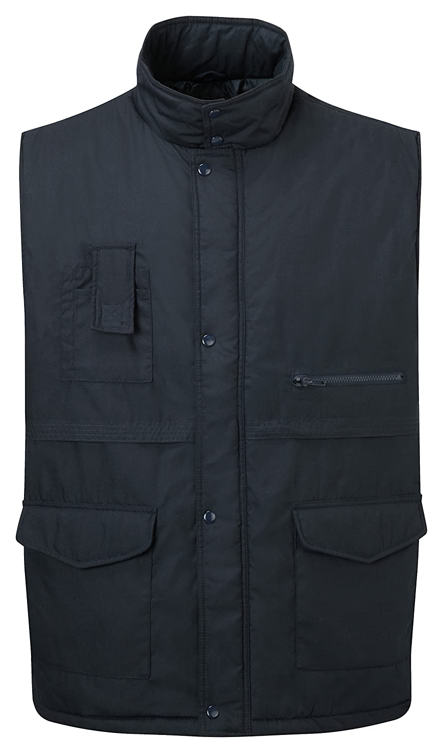 Blue Fortress 222//NV-L Large Wroxham Body Warmer