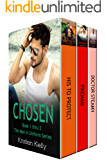 Chosen: 3 Box Set (The Man in Uniform Series)