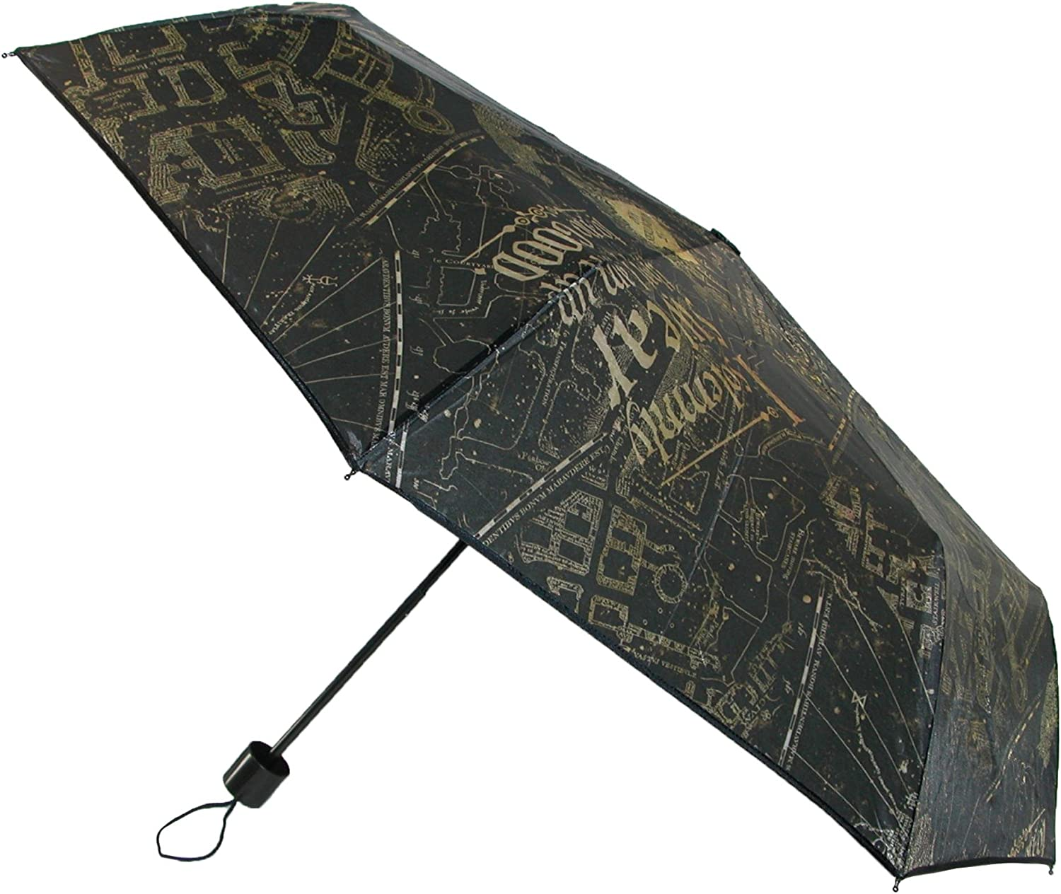 Ouverture Automatique Cinereplicas Licence Officielle Parapluie Harry Potter Umbrella Carte du Maraudeur
