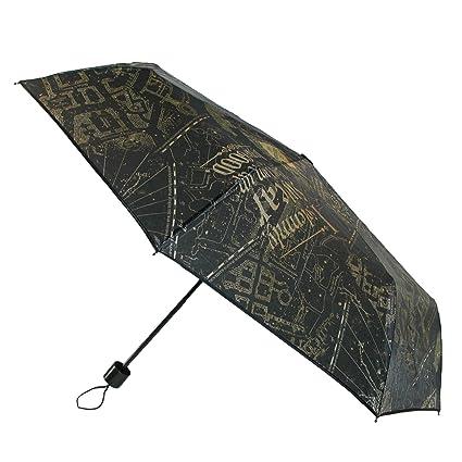 Amazon.com: Bioworld - Paraguas con diseño de mapa de ...