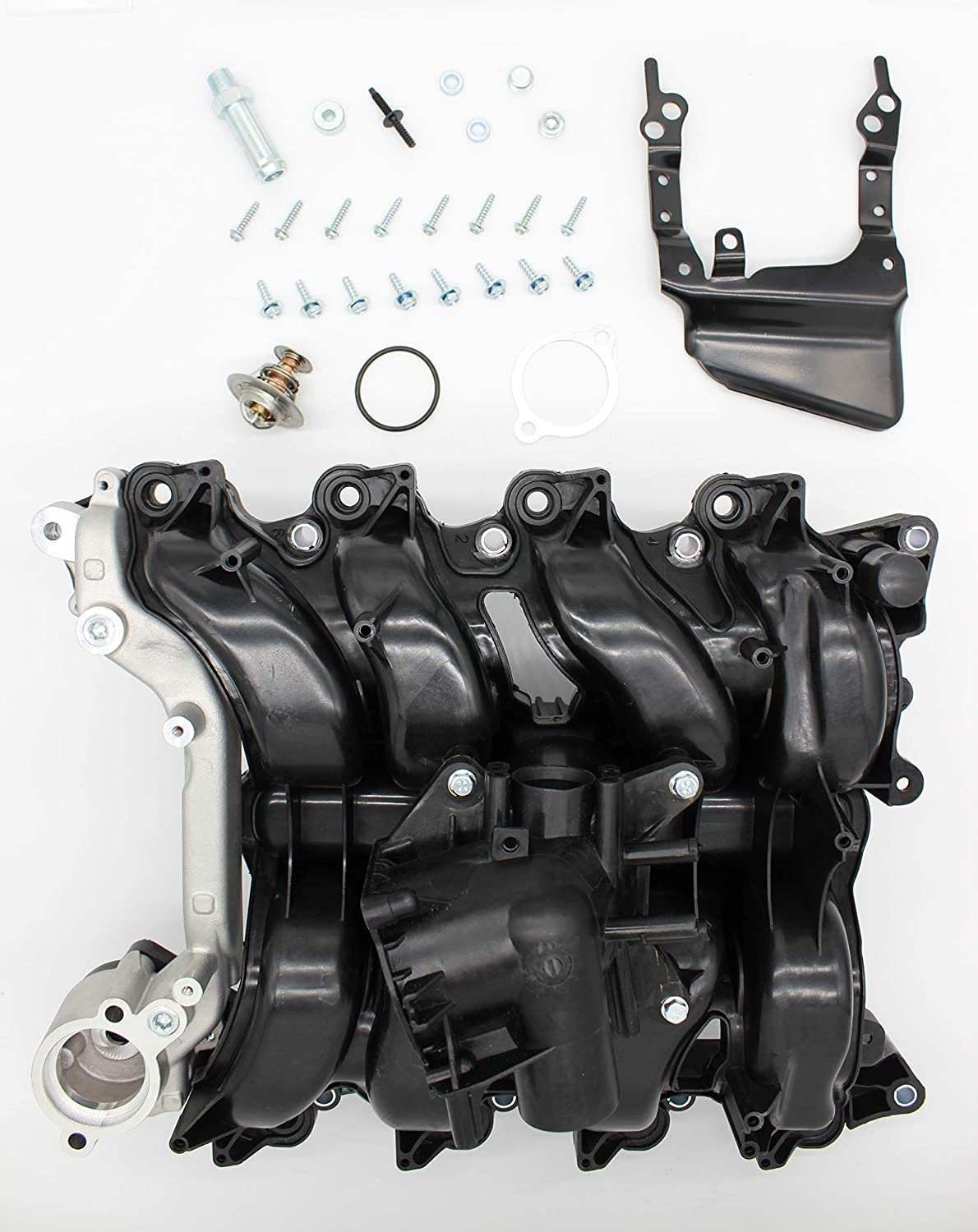 MEXICO Forrie Upper Plastic Intake Manifold w//Gaskets 615376 for 4.6L FORD E150,E250,F150,LOBO