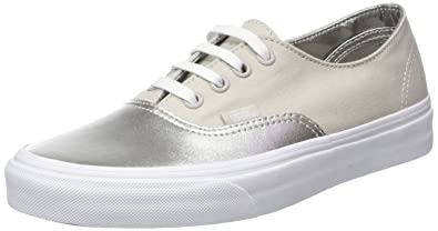 Vans Damen Authentic Decon Metallic Sneaker
