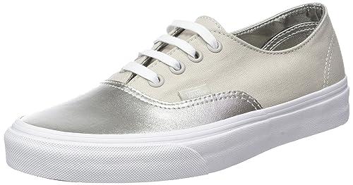 Vans Damen Ua Authentic Decon Sneaker, grau, Einheitsgröße