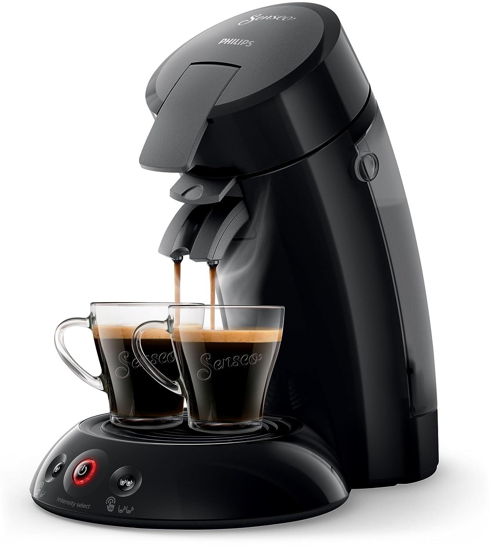 Crema Plus Philips Senseo New Original macchina per caff/è Nero bianco caff/è volumi scelta