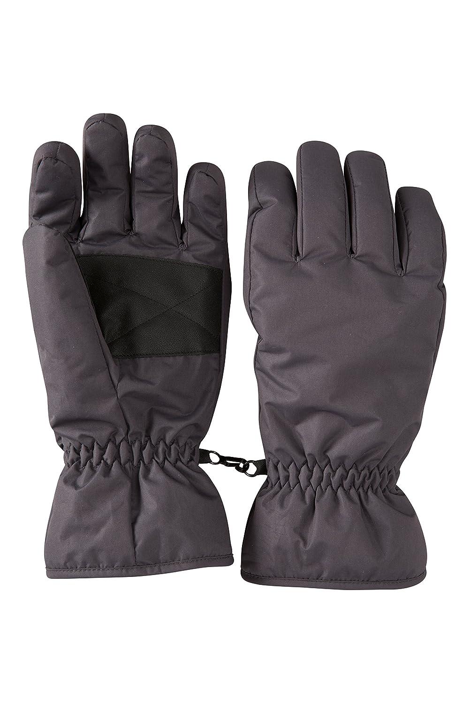 Mountain Warehouse Mens Ski Gloves Snowproof Ski Gloves