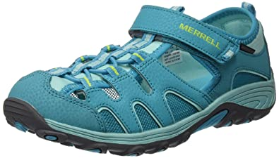 fc7c45187237 Merrell Girls Hydro H2O Hiker Trail Athletic Sandals (9 Toddler M