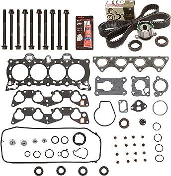 88-95 HONDA CIVIC DEL SOL CRX 1.6L SOHC 16V D16A6 ENGINE HEAD GASKET *GRAPHITE*