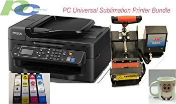 PC Universal Sublimation Printer