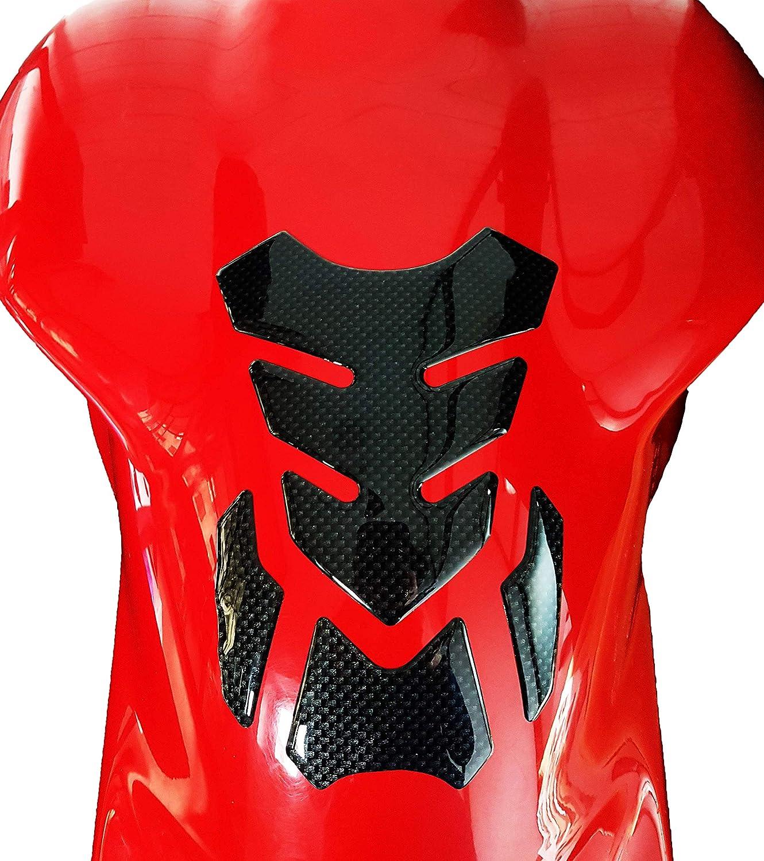Quattroerre 18169/Moto Carbon Tank Protectors Universal