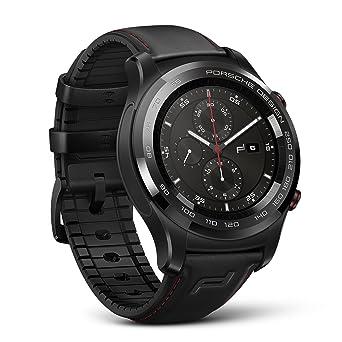 Porsche Design Huawei SmartWatch 4 GB IP68 - Negro: Amazon.es ...