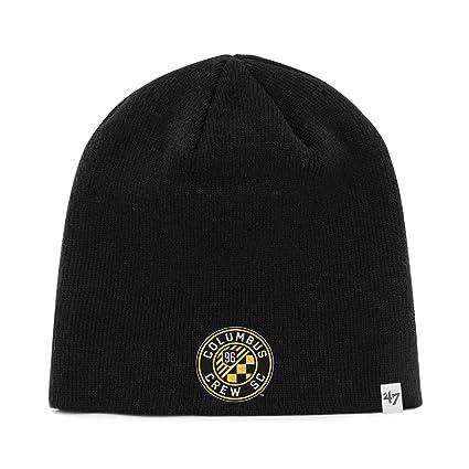 b48cafa6e42 Amazon.com   MLS Columbus Crew Beanie Knit