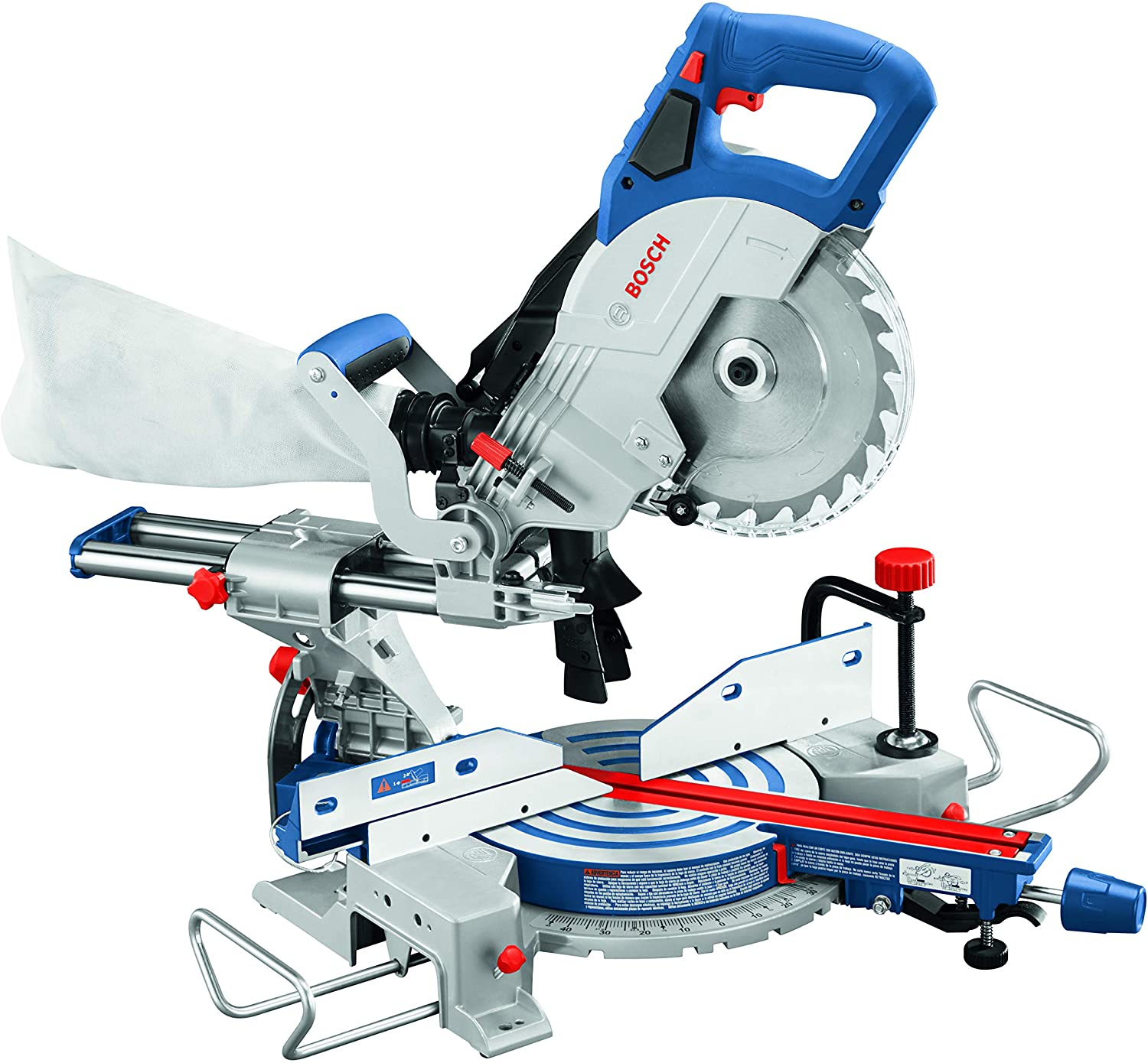Bosch GCM18V-08N Single-Bevel Slide Miter Saw