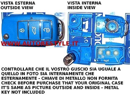 G.M. Production - vw01 K Azul - Carcasa no logo no Hoja Llave ...