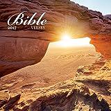 Turner Photo 2017 Bible Verses Photo Mini Wall Calendar, 7 x 14 inches Opened (17998950001)