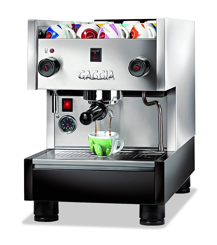 Amazon.com: Gaggia TS Espresso Machine, Silver: Semi Automatic Pump ...