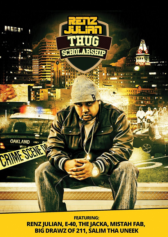 DVD : Renz Julian - Thug Scholarship (DVD)