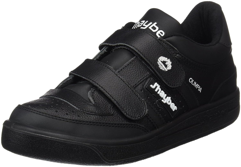 TALLA 44. J-Hayber Olimpia - Zapatillas Unisex, Color Negro