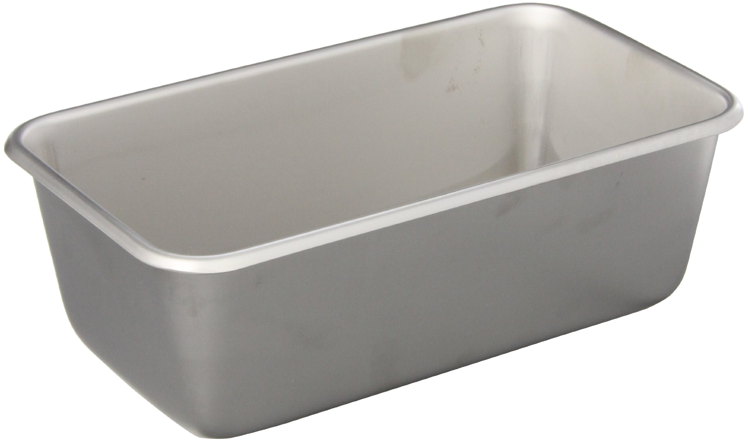 Polar Ware 953 Stainless Steel Catheter Tray, 8-7/8'' L x 5'' W x 3'' H by Polar Ware