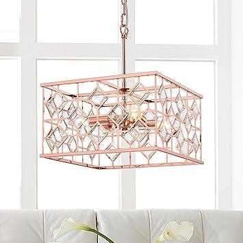 Amazon.com: Warehouse Tiffany rl8287rg/S4L galiaka 4-Light ...