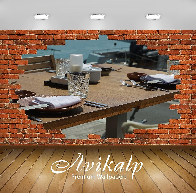 Avikalp 3DAZP0027 Table Furniture Desk Room Interior HD 3D