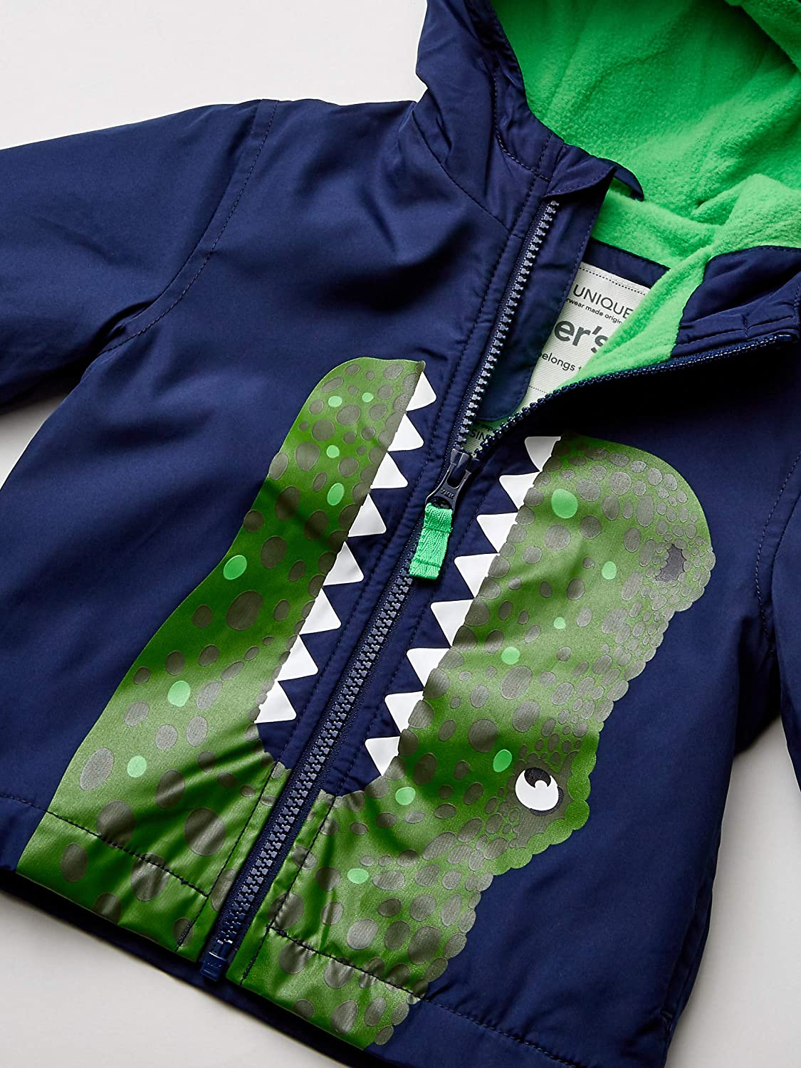 Carters Baby Boys Midweight Fleece Lined Jacket 24 Months Navy