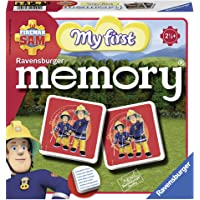 Fireman Sam Mein erstes memory® Lustige Kinderspiele