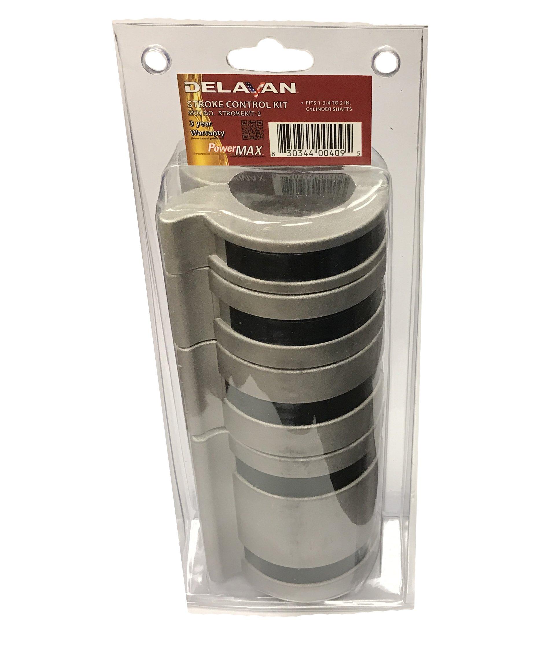 Delavan PowerMAX Stroke Control Kit 2 Fits 1-3/4'' to 2'' Cylinder Shafts