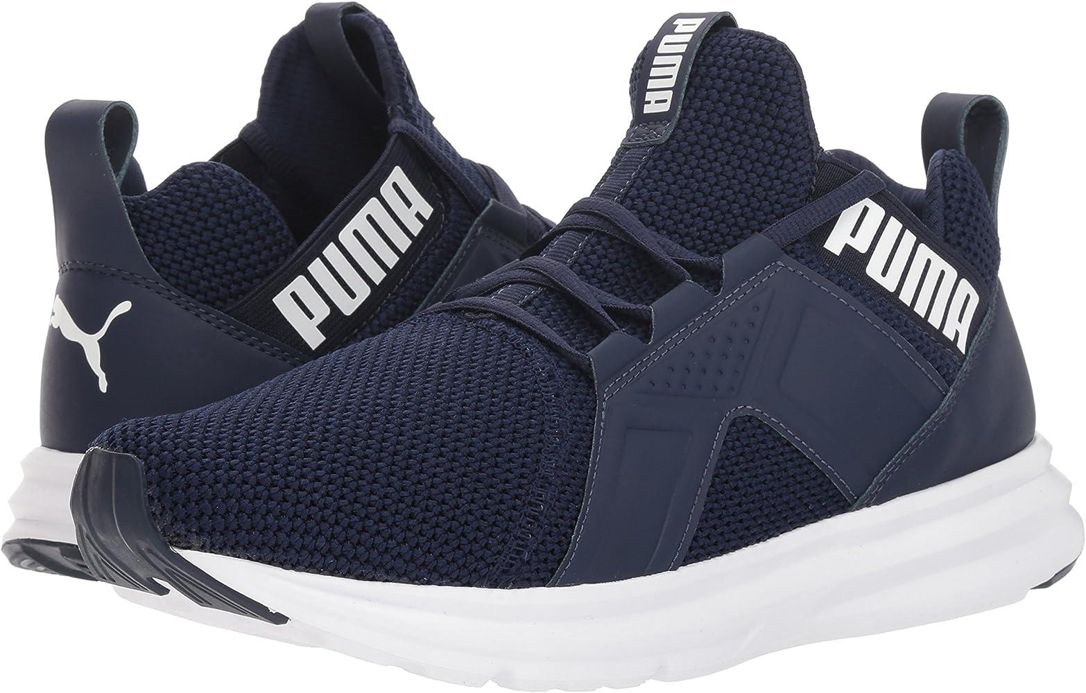 PUMA Men's Enzo Weave Sneaker