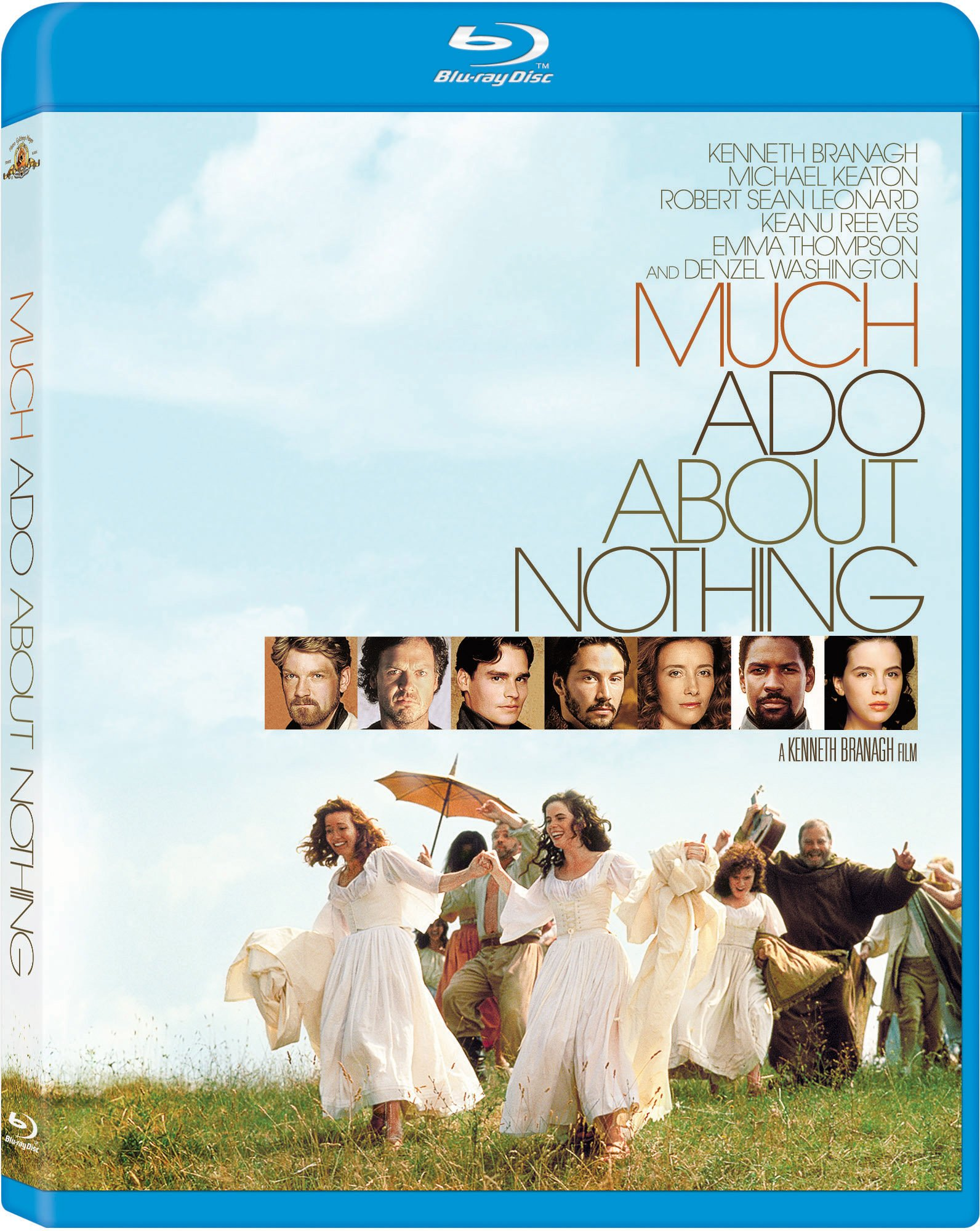Blu-ray : Much Ado About Nothing (Widescreen)