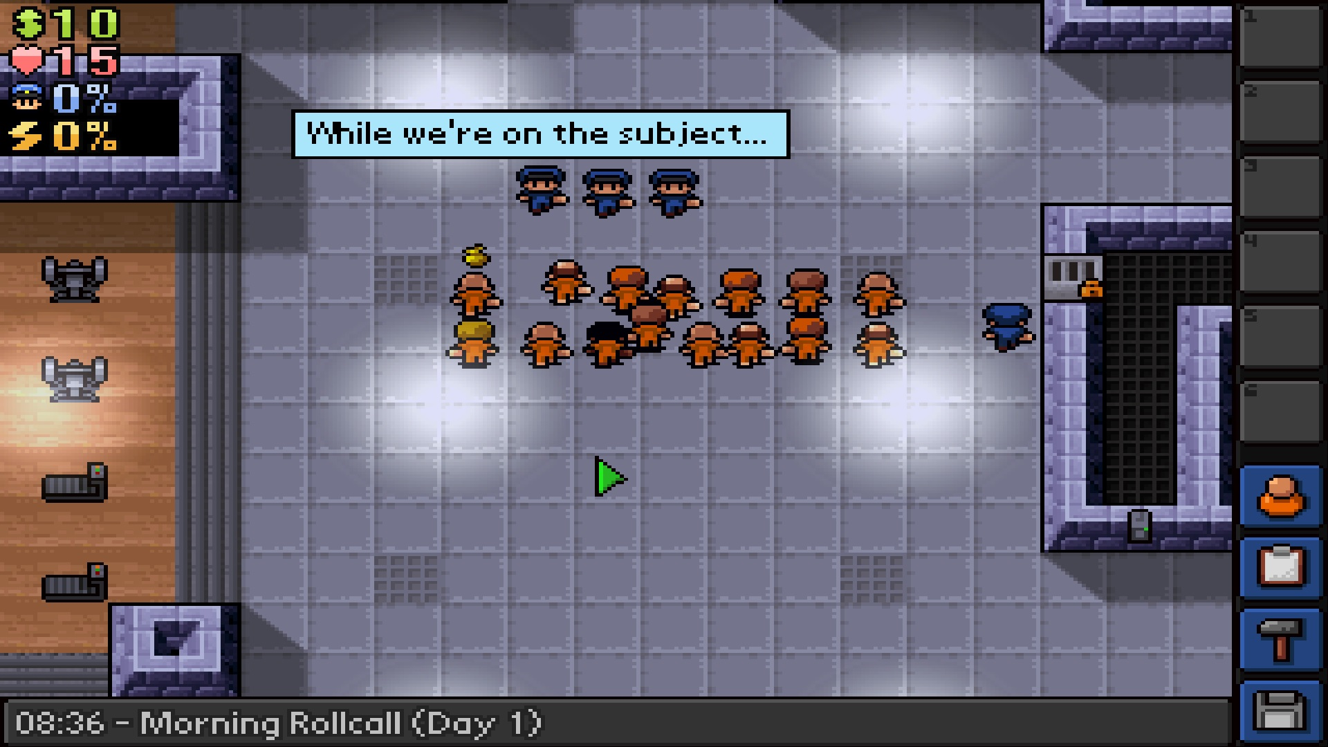 The Escapists - Fhurst Peak Correctional Facility [Online Game Code] by Team17 (Image #7)